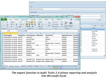New version of Audit Trails released!