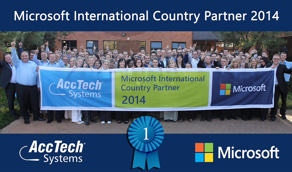 ms country partner of the year 2014
