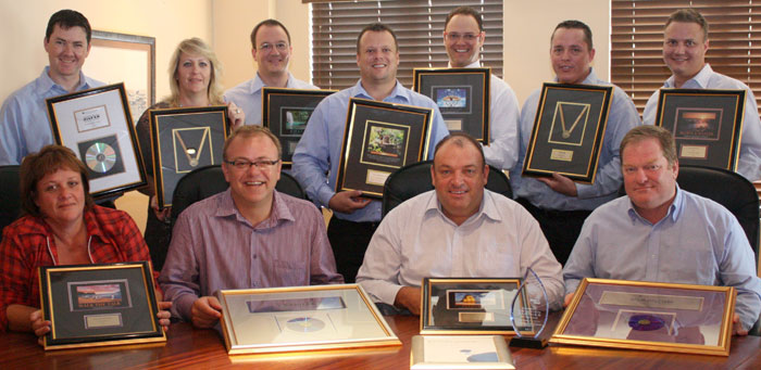 AccTech Systems announced as top business partner for the 7th year in a row!