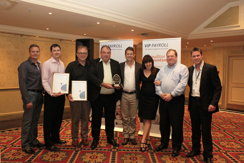 AccTech Systems announced as Softline VIP's top business Partner for 2011