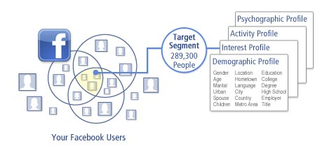 Segment Your Facebook Users Based on Detailed Facebook Information Graphic
