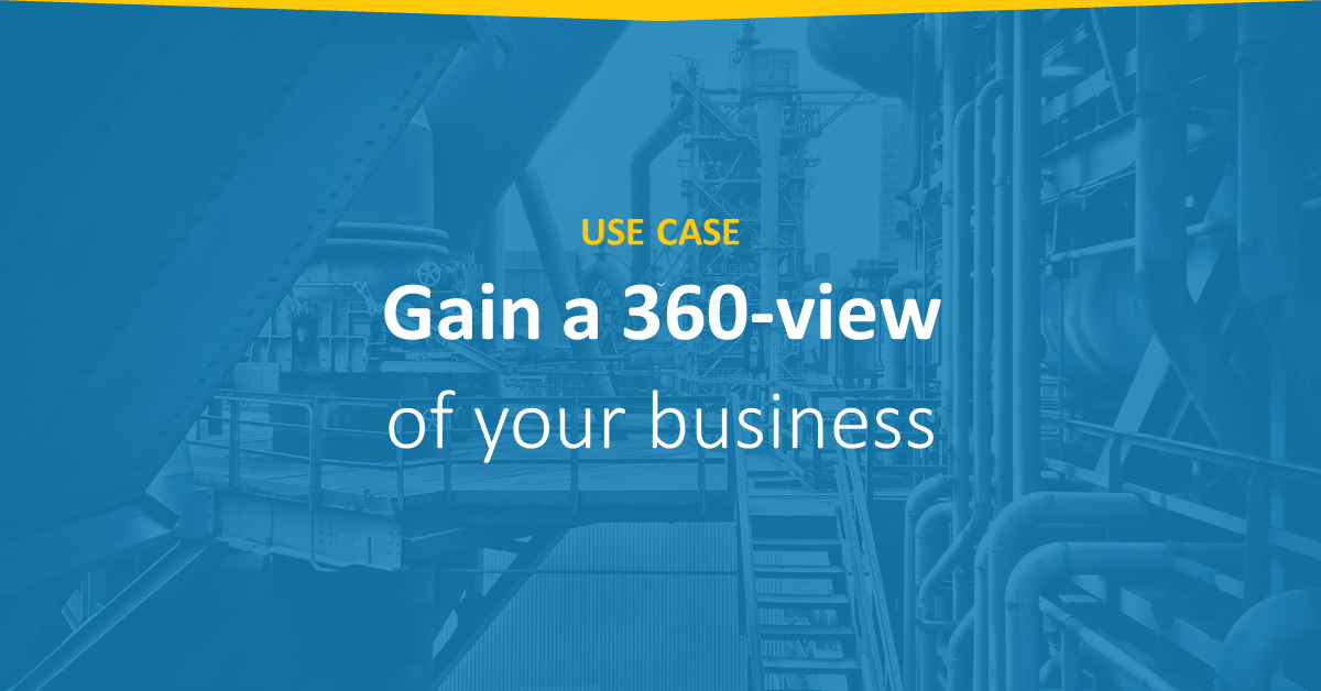 Tools to help you gain a 360-degree view of your customers for automated sales reporting