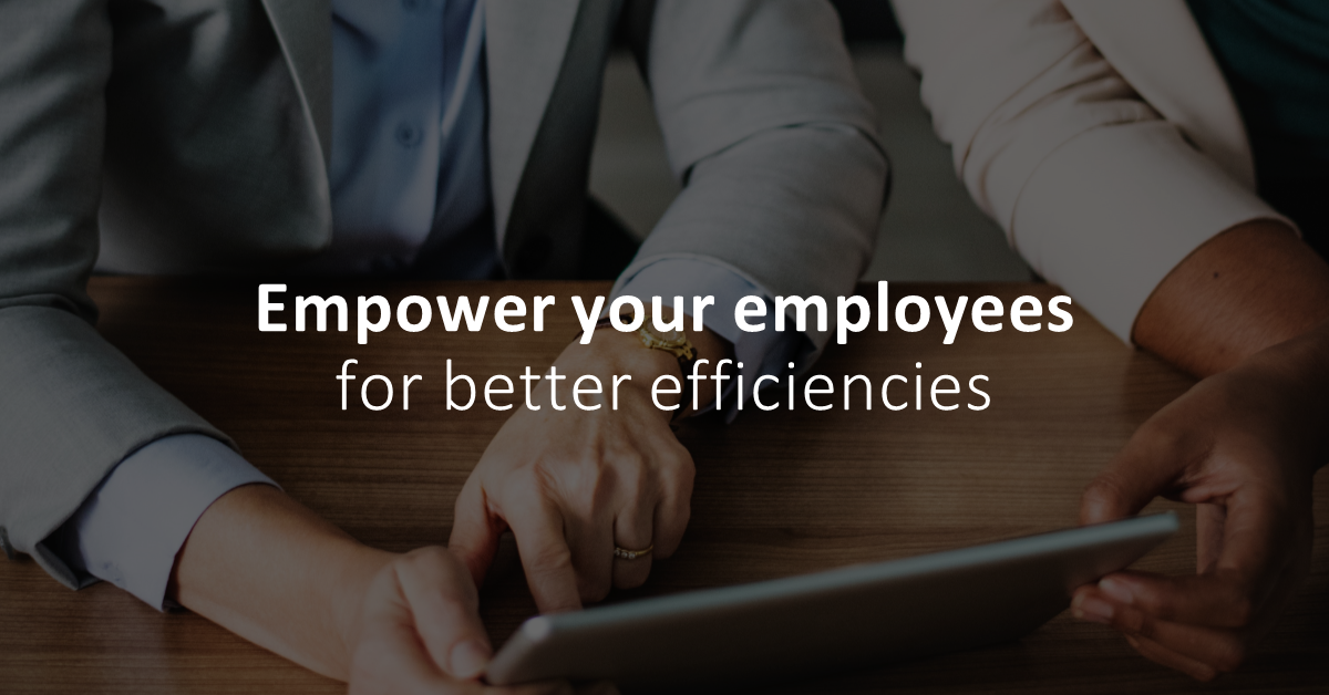 How to optimize your workers for improved results with technology